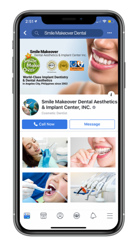 Facebook | Smile Makeover Dental Aesthetics & Implant Center