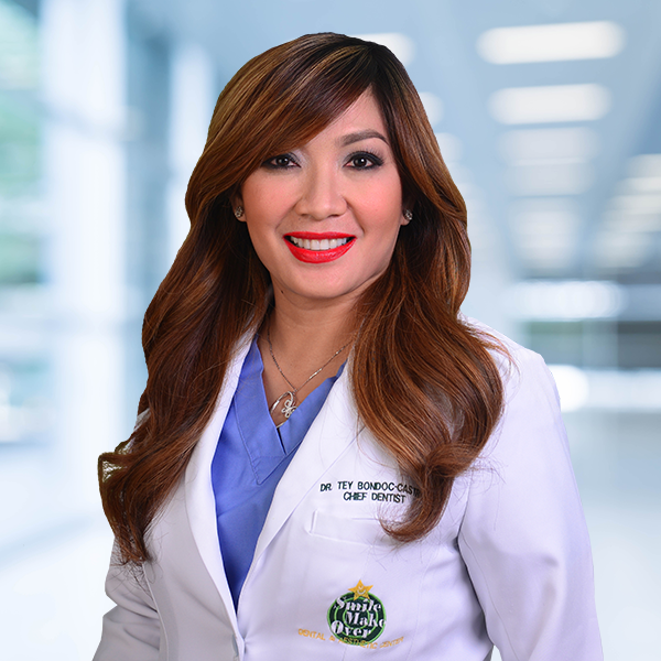 Dr. Tey Bondoc | Smile Makeover Dental Aesthetics & Implant Center